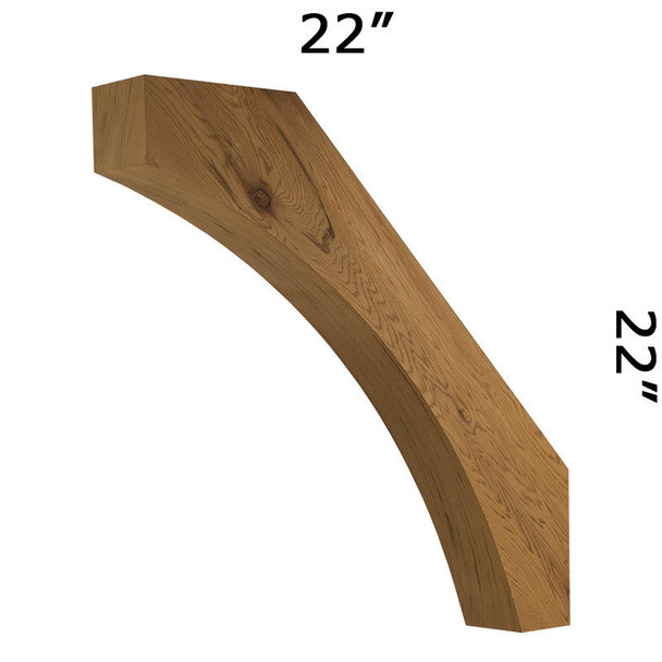 Wood Brace 62T7 Crafted By ProWoodMarket