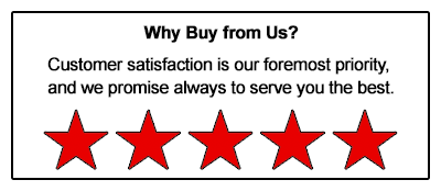 Why Buy From Us Reviews