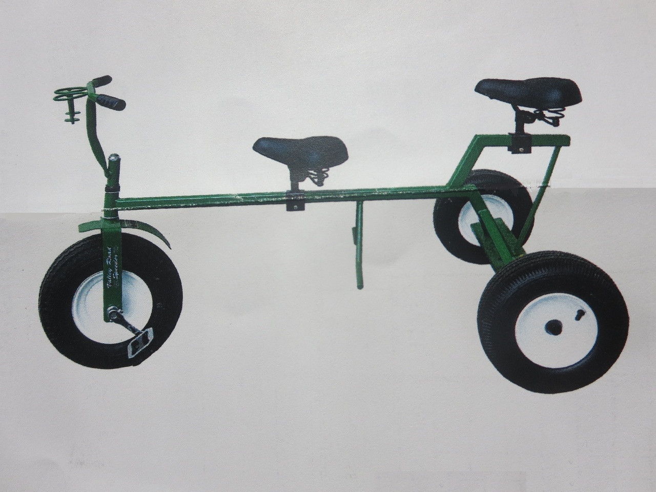 Valley Road Adult Sized Double Trike