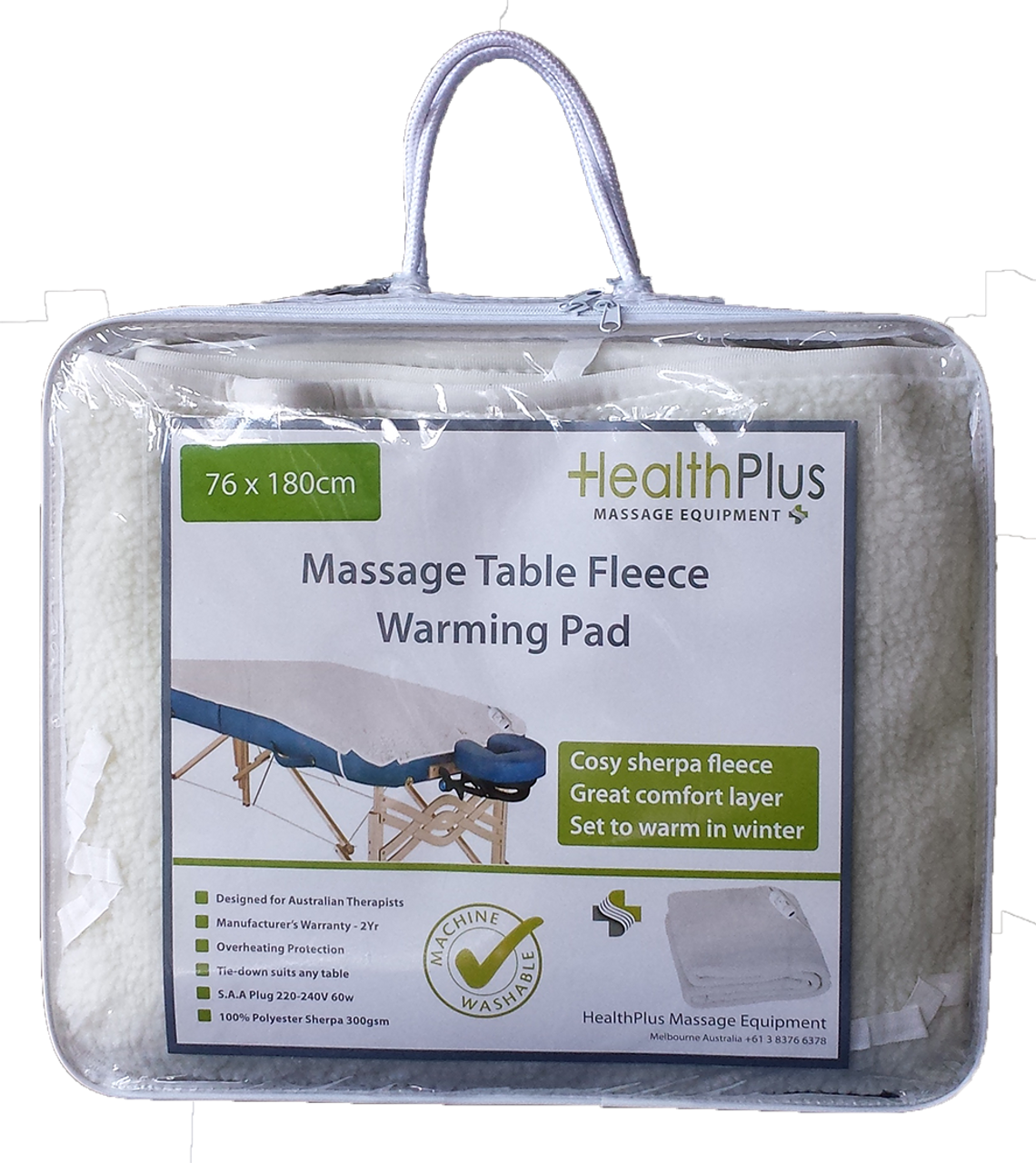 Massage Fleece Table Warmer