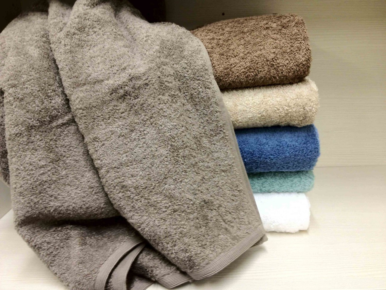 Deluxe Extra Large Towels