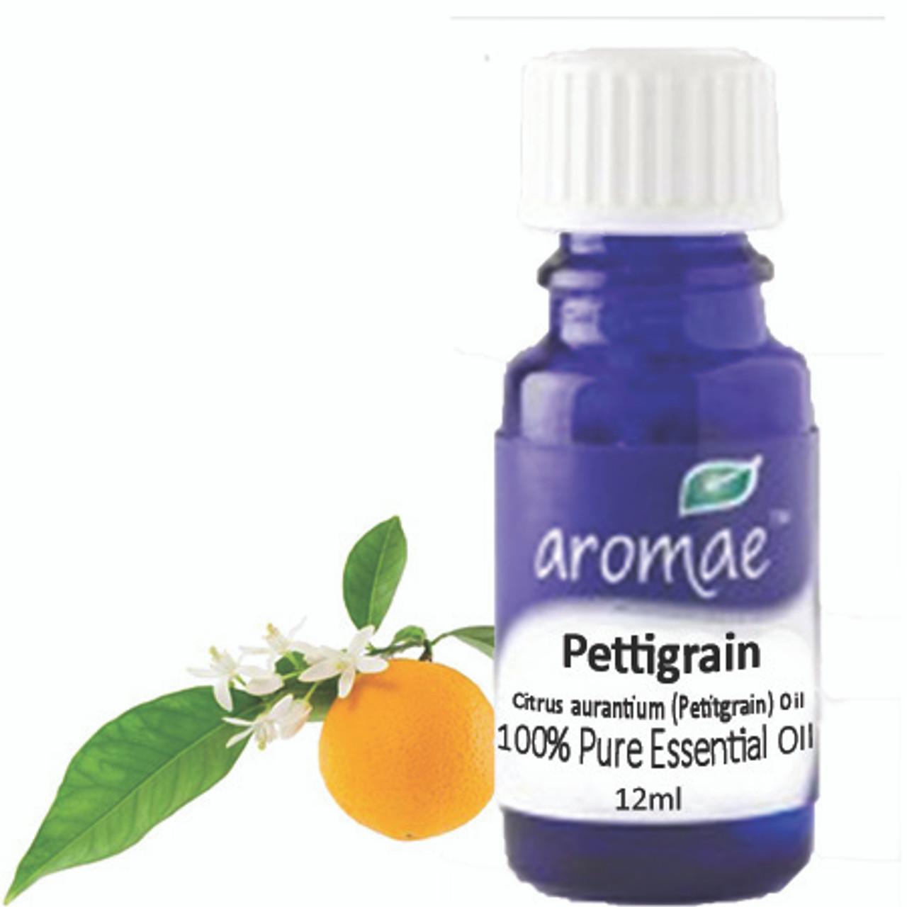 Petitgrain Essential Oil - Aromae 12ml