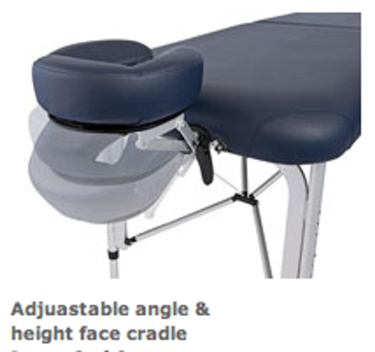 Optional headrest