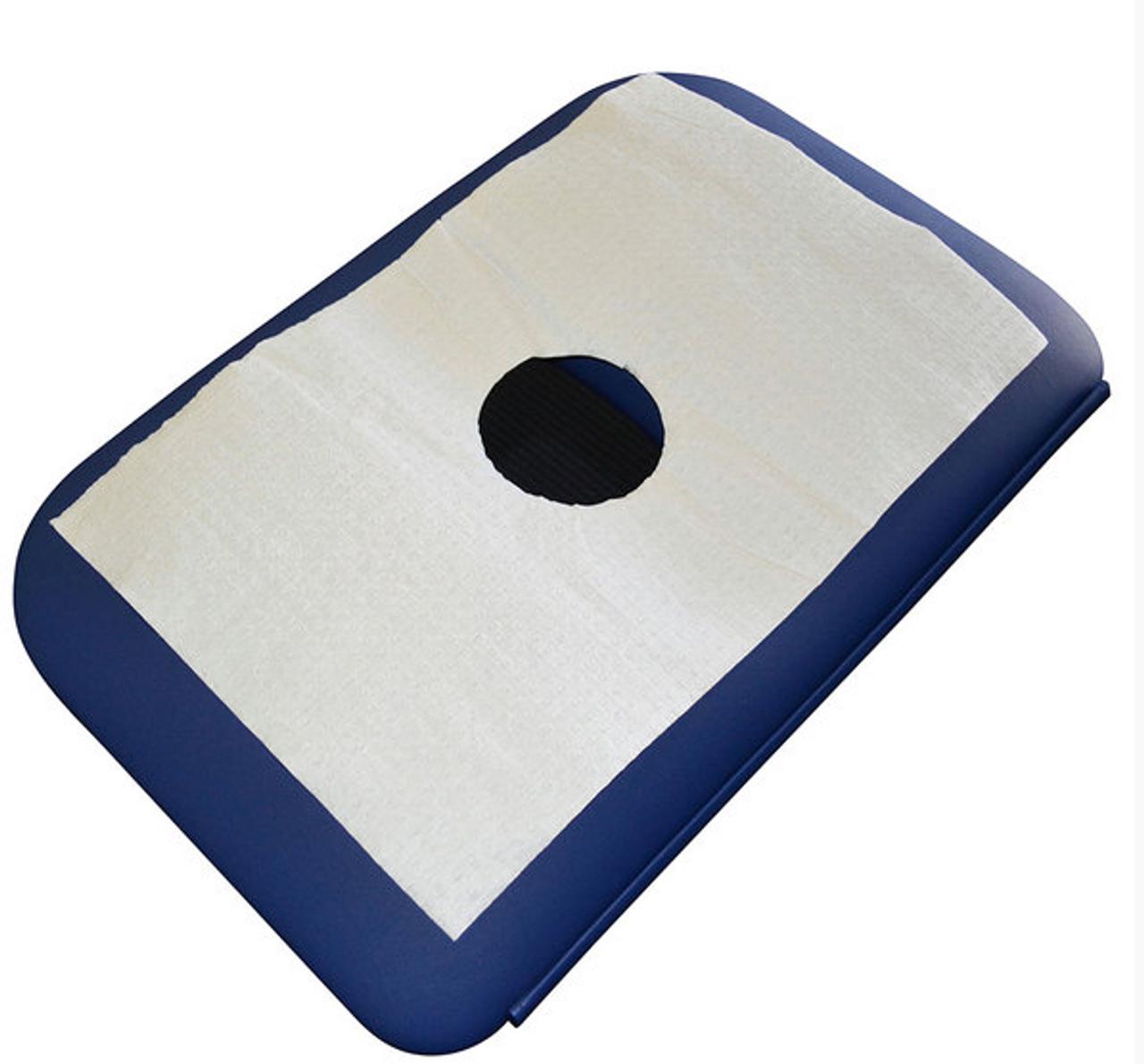 Large O Cut Pad Cover