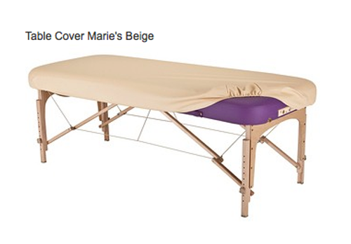 Professional Table Cover - Beige