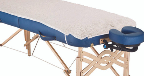 Fleece Massage Table Warmer - Standard Fit - Machine washable