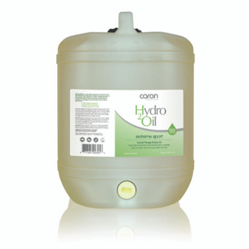 Hydro 2  - Extreme Sport Massage Oil - 10 L
