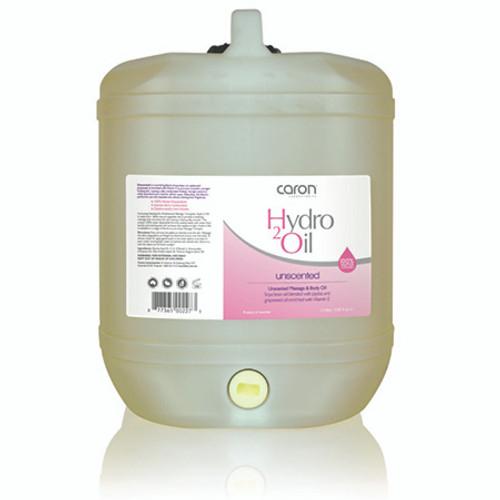 Hydro 2 - Unscented  Massage Oil - 10 L