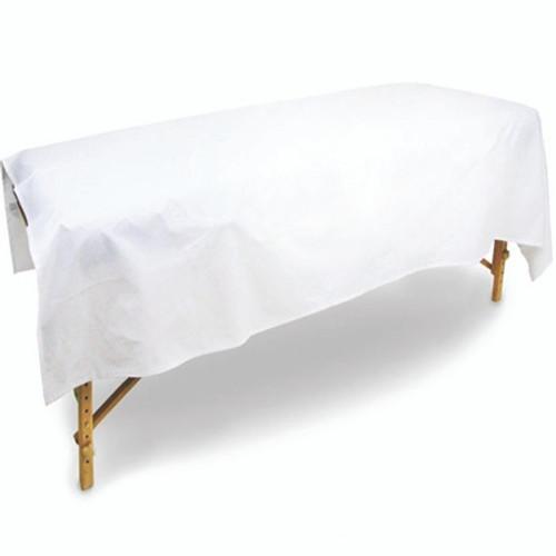 Top sheet - white