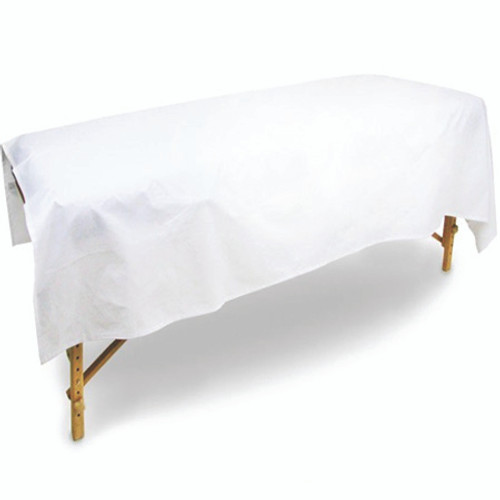 Top sheet - white