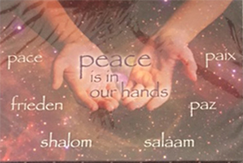 Peace  -  Post Cards - (10)