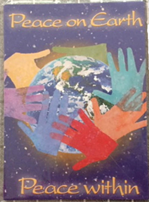 Peace On Earth  -  Post Cards - (10)