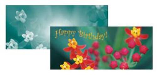 Massage Gift Card - Birthday Gift (5 pk)