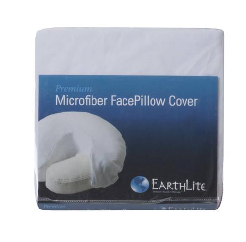 Headrest / Cradle Cover - Microfibre - White