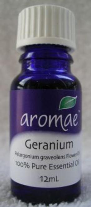 Geranium Essential Oil - Aromae 12 ml
