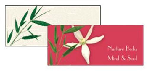 Massage Gift Card - Lotus Singles (1)