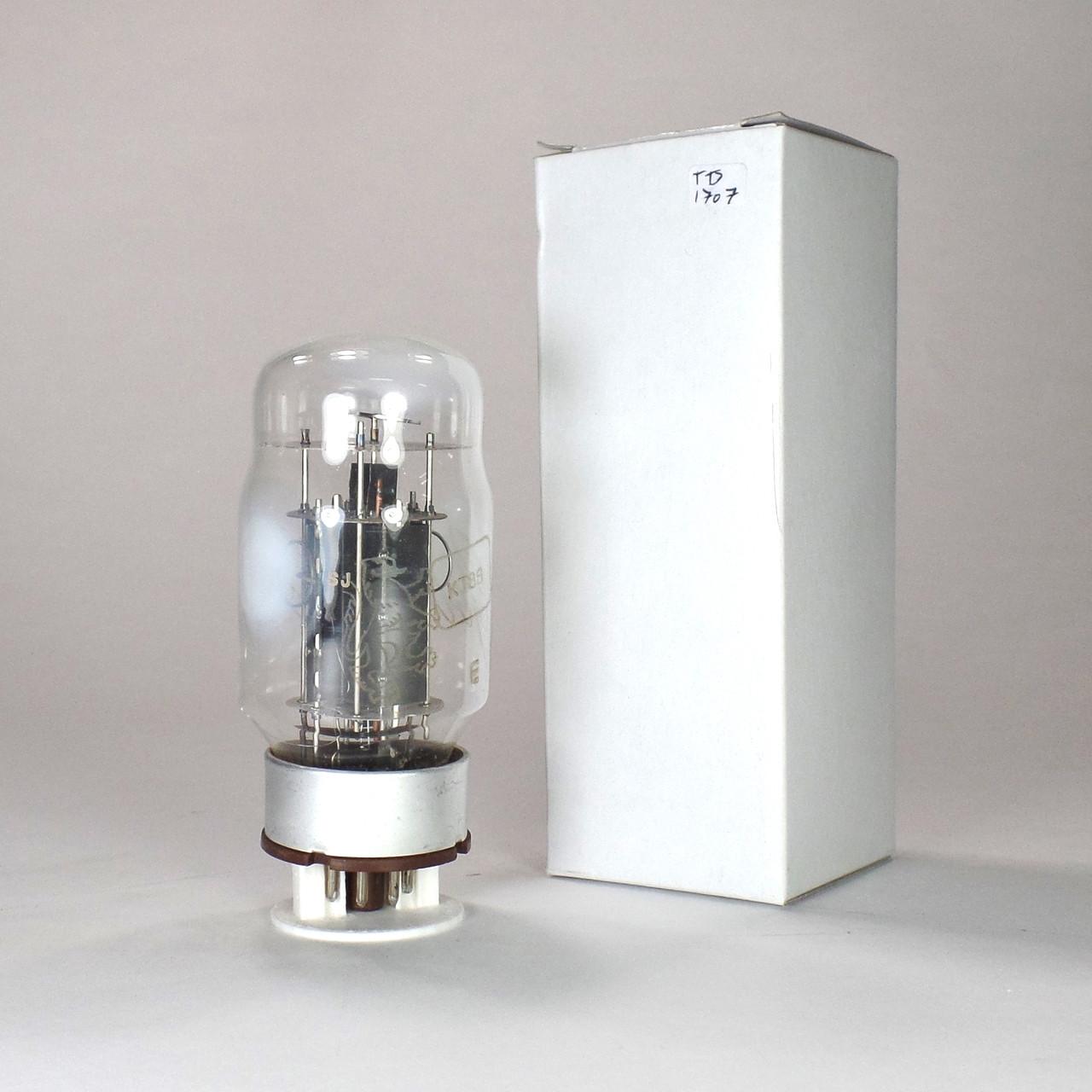 TESTS BAD FOR DISPLAY ONLY VINTAGE Original GEC Genalex KT88 6550 Vacuum  Tube
