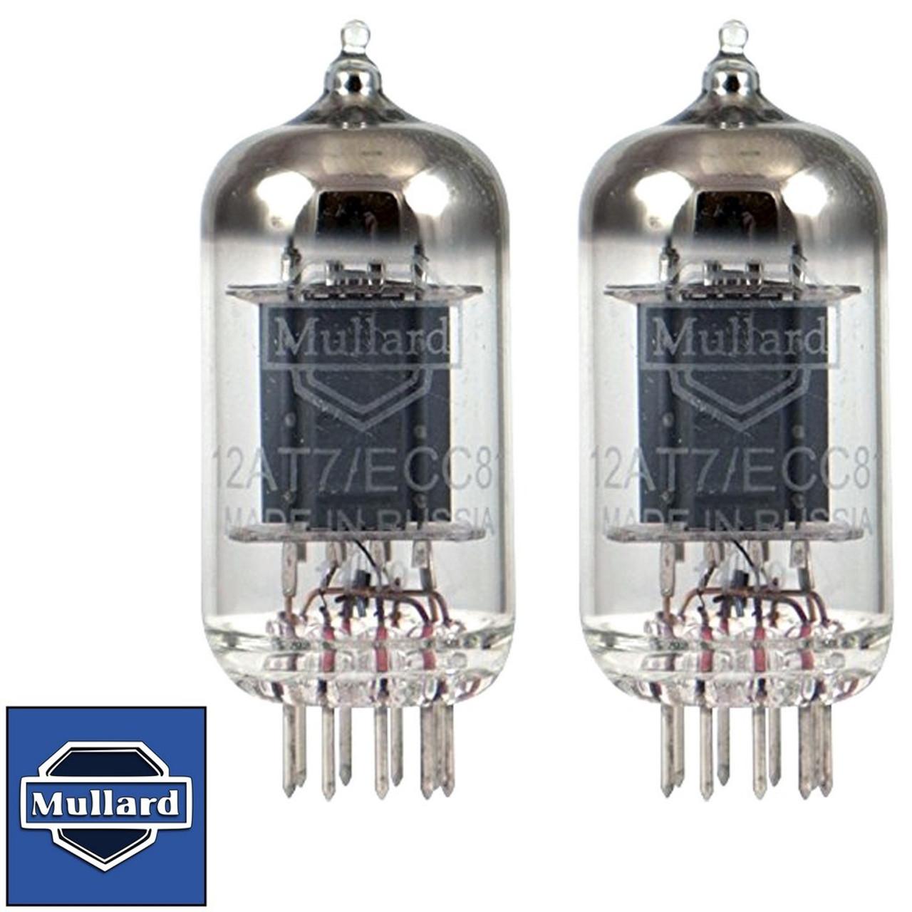 vacuum tube set 1 5U4 2 6V6GT 3 12AX7 1 12AT7