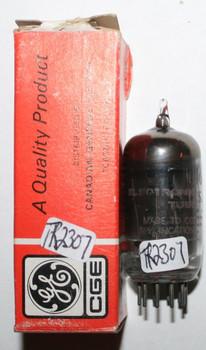 NIB NOS GCE [GE] Canada 8106 Vacuum Tube