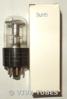 NOS Transamerica Electronics Corp USA 12SR7GT Black Plate 3 Mica Vacuum Tube