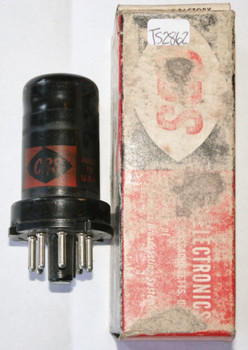 CBS USA 6AC7 Metal Vacuum Tube 90%