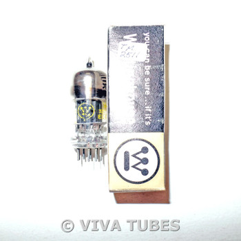 NOS NIB Westinghouse USA 6BK7B Black Plate Top O Get Vacuum Tube 100+%