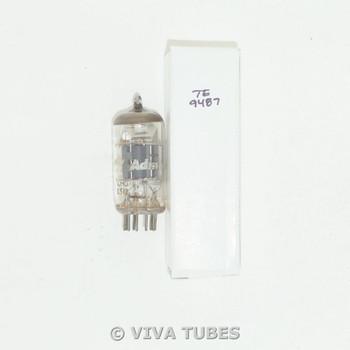 NOS Amperex Holland 6JW8/ECF802 Grey Plate Top O Get Vacuum Tube 100+%
