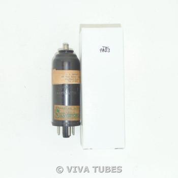 NIB Super Silvertone USA 6Q7MG Metal MG Solid State Tube Vacuum Tube 100+%