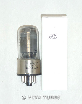 NOS Hytron USA 12SK7GT Grey Plate Top [] Get Vacuum Tube 100+%