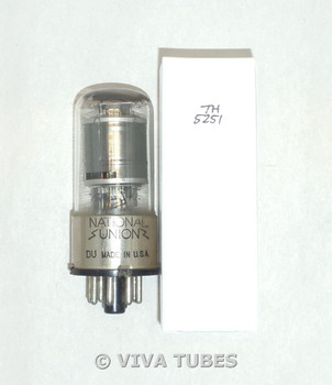 NOS NU USA 12SK7GT Grey Plate Top [] Get Vacuum Tube 100+%
