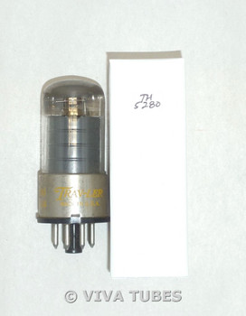 NOS Raytheon USA 12SK7GT Grey Plate Top [] Get Vacuum Tube 100+%