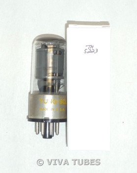NOS Tung Sol USA 12SK7GT Gey Plate Top [] Get Vacuum Tube 100+%