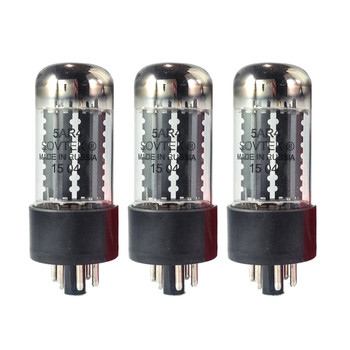 New Matched Trio (3) Sovtek 5AR4 / GZ34 Vacuum Tubes