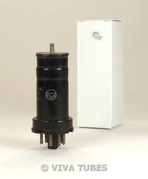 NOS RCA USA JAN-1851 Metal Vacuum Tube 100+%