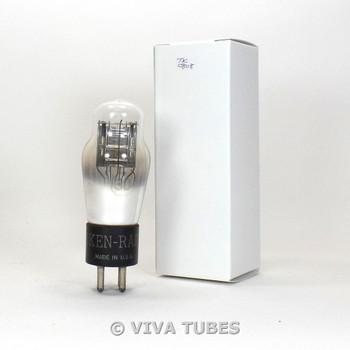 Ken-Rad USA Type 30 Silver Plate D Foil Get Vacuum Tube 87%