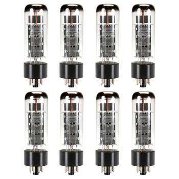New Matched Octet (8) Reissue Mullard EL34 / 6CA7 Vacuum Tubes