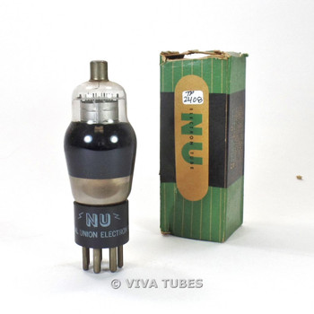 True NOS NIB National Union NU USA 2A7 BTM Get Vacuum Tube 100%+