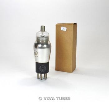 True NOS NIB RCA USA 2B7 Mesh Plate BTM D Foil Get Vacuum Tube 100%