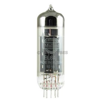 New Mullard EL84 / 6BQ5 Reissue Vacuum Tube