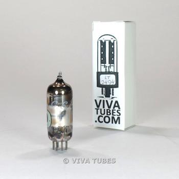 Tests NOS Mullard England EF91=6AM6 Plate Top [] Get Vacuum Tube 100+%
