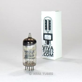 Tests NOS RARE Osram Genalex England ECC85/6AQ8 Vacuum Tube 100%+
