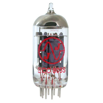 New JJ ECC803S High Gain Vacuum Tube