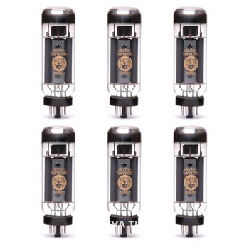 Brand New Current Matched Sextet (6) Electro-Harmonix KT90 Vacuum Tubes