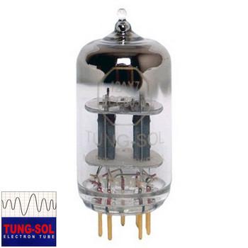 New Tung-Sol 12AX7 / ECC803S GOLD PINS Vacuum Tube