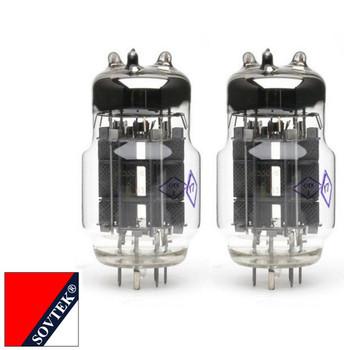 Plate Current Matched Pair (2) Sovtek 6C33C-B Audio Triode Power Vacuum Tubes
