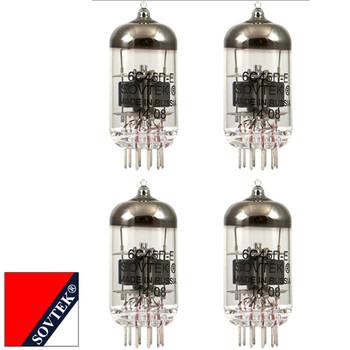 Gain Matched Quad (4) Sovtek 6C45Pi Audio Guitar Vacuum Tubes - Brand New