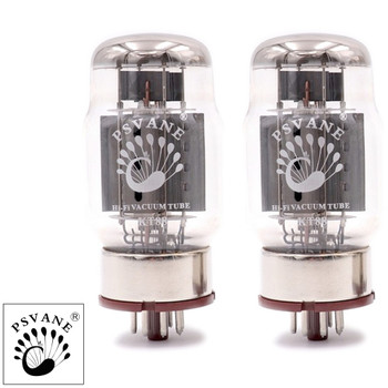 New Current Matched Pair (2) Psvane KT88 (6550) HiFi Series Vacuum Tubes Hi-Fi