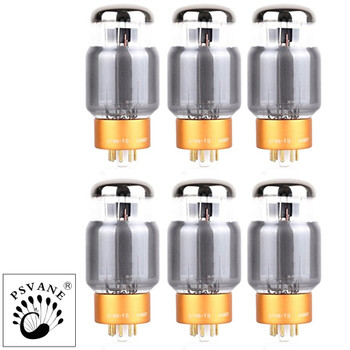 New Current Matched Sextet (6) Psvane KT88-T Classic MKII II Series Vacuum Tubes