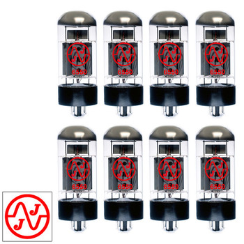 New Current Matched Octet (8) JJ Electronic 6550 Vacuum Tubes