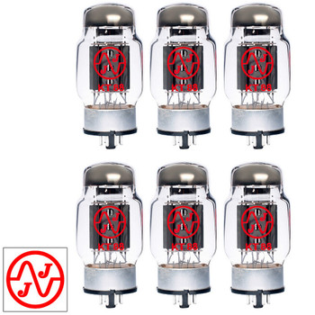 New Current Matched Sextet (6) JJ Electronic KT88 (ST Shape) Vacuum Tubes